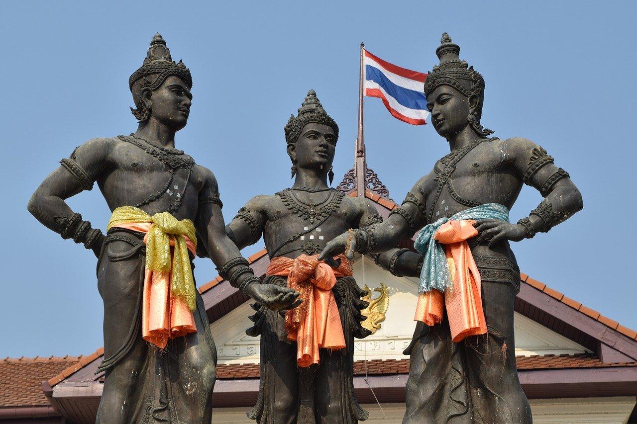 Chiang Mai: Three Kings Temple