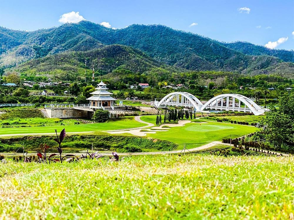 Gassan Khuntan Golf Course