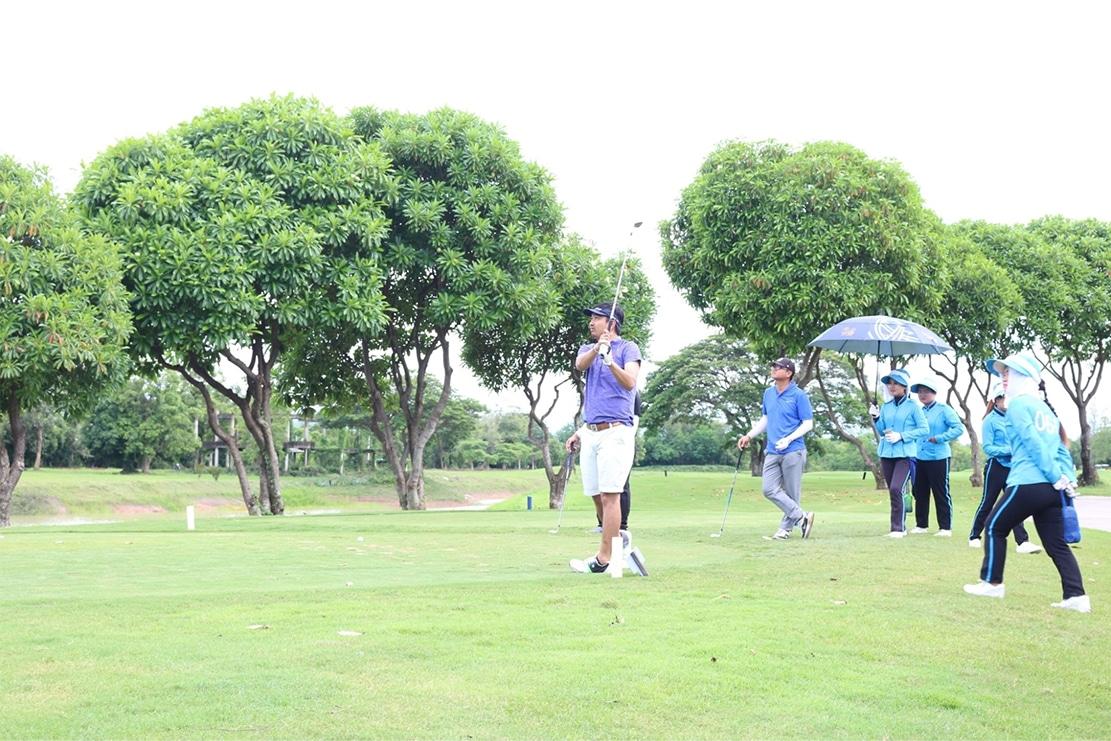 The Gassan Legacy Golf Club