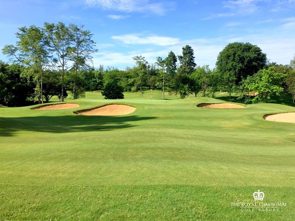 The Royal Chiang Mai Golf Club
