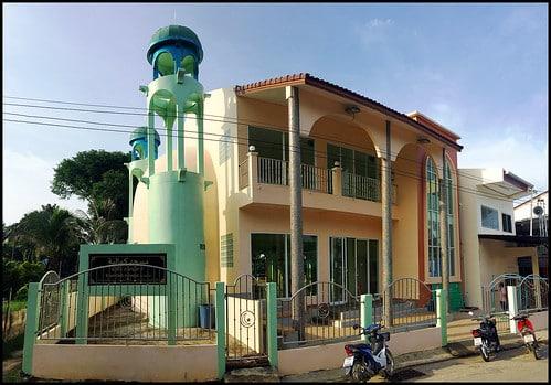 Masjid Kamaliah- Laem Hin