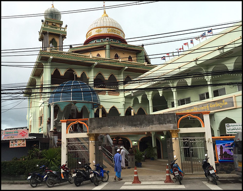 Masjid Nurul Islam Patong Mosque