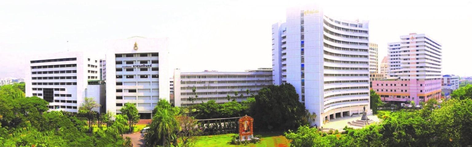Suan Dok Hospital in Chiang Mai
