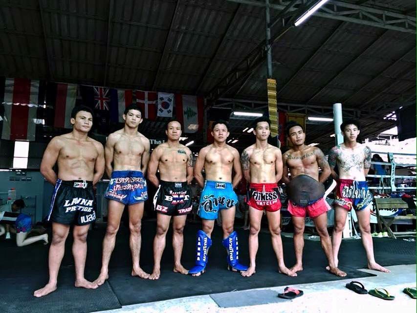 Lanna Muay Thai Gym