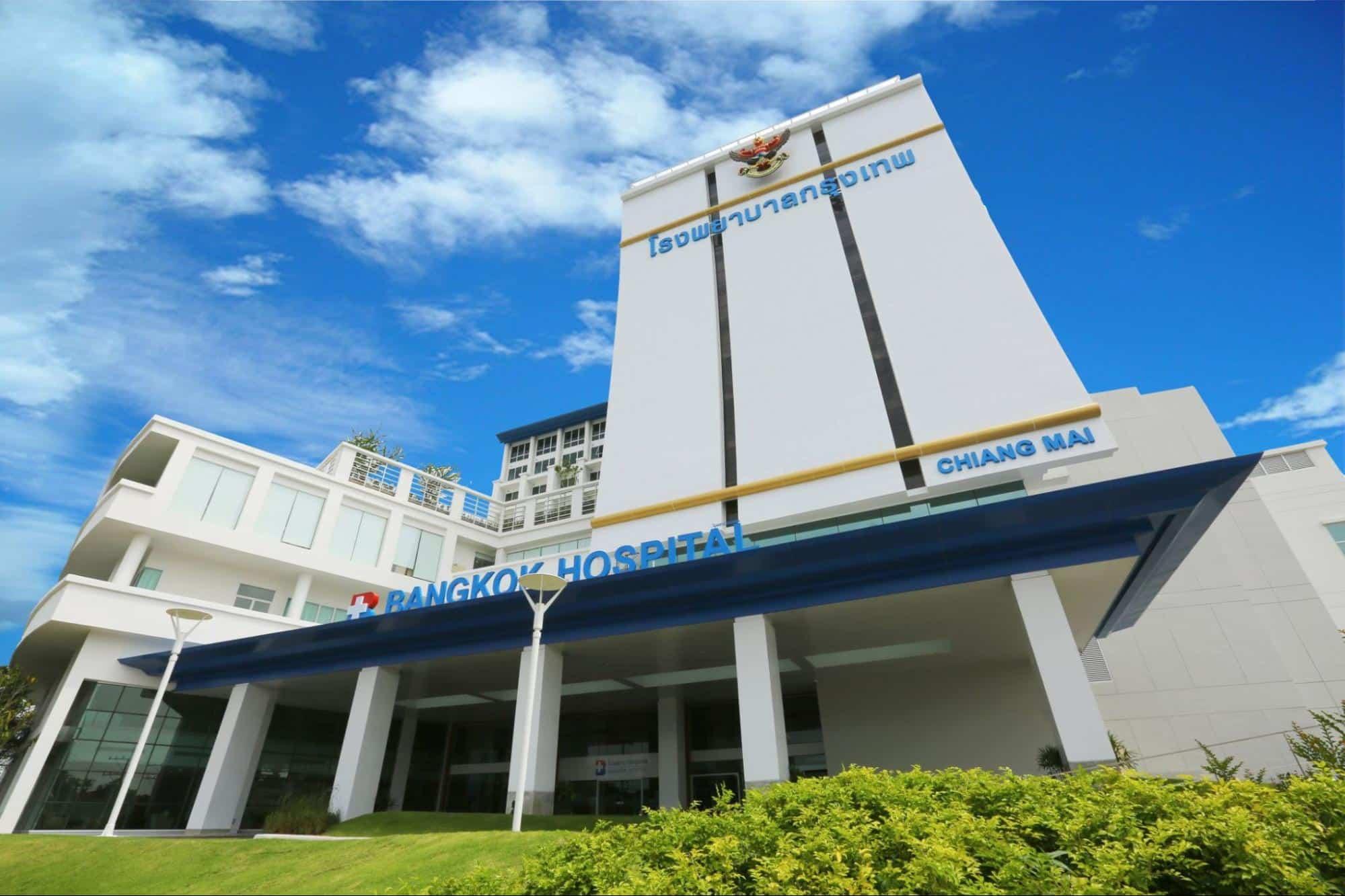Bangkok Hospital, Chiang Mai