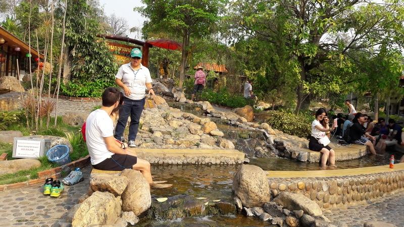 Maekchan Hot Springs