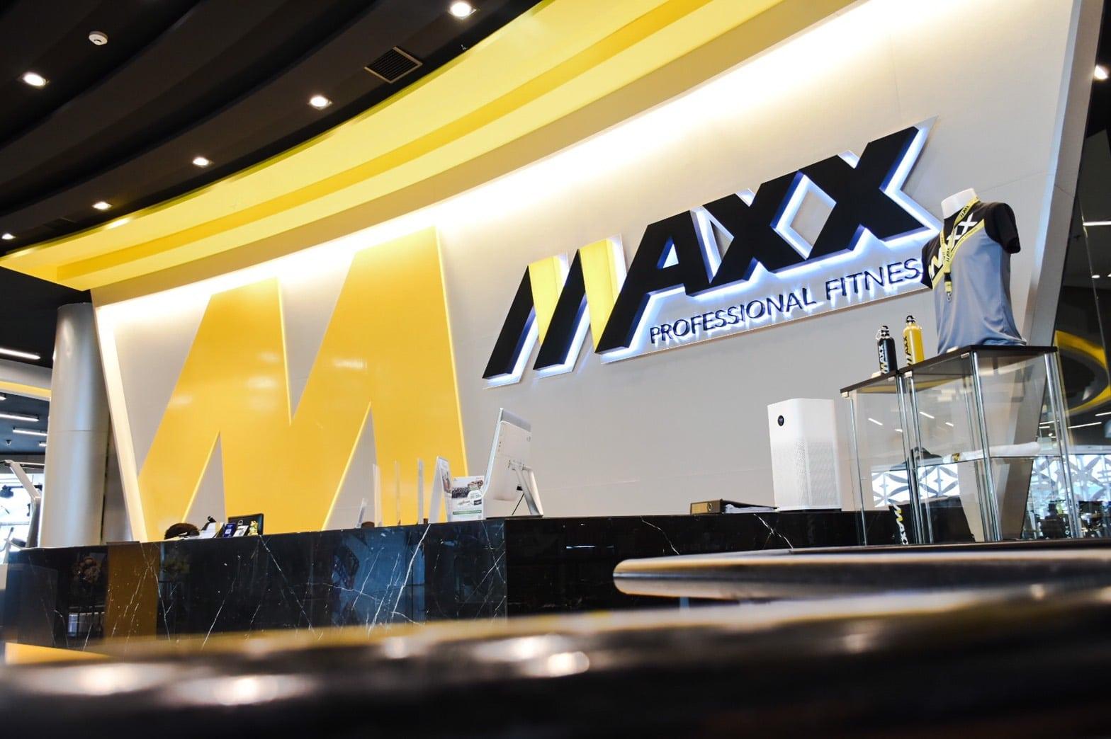 Maxx Professional Fitness