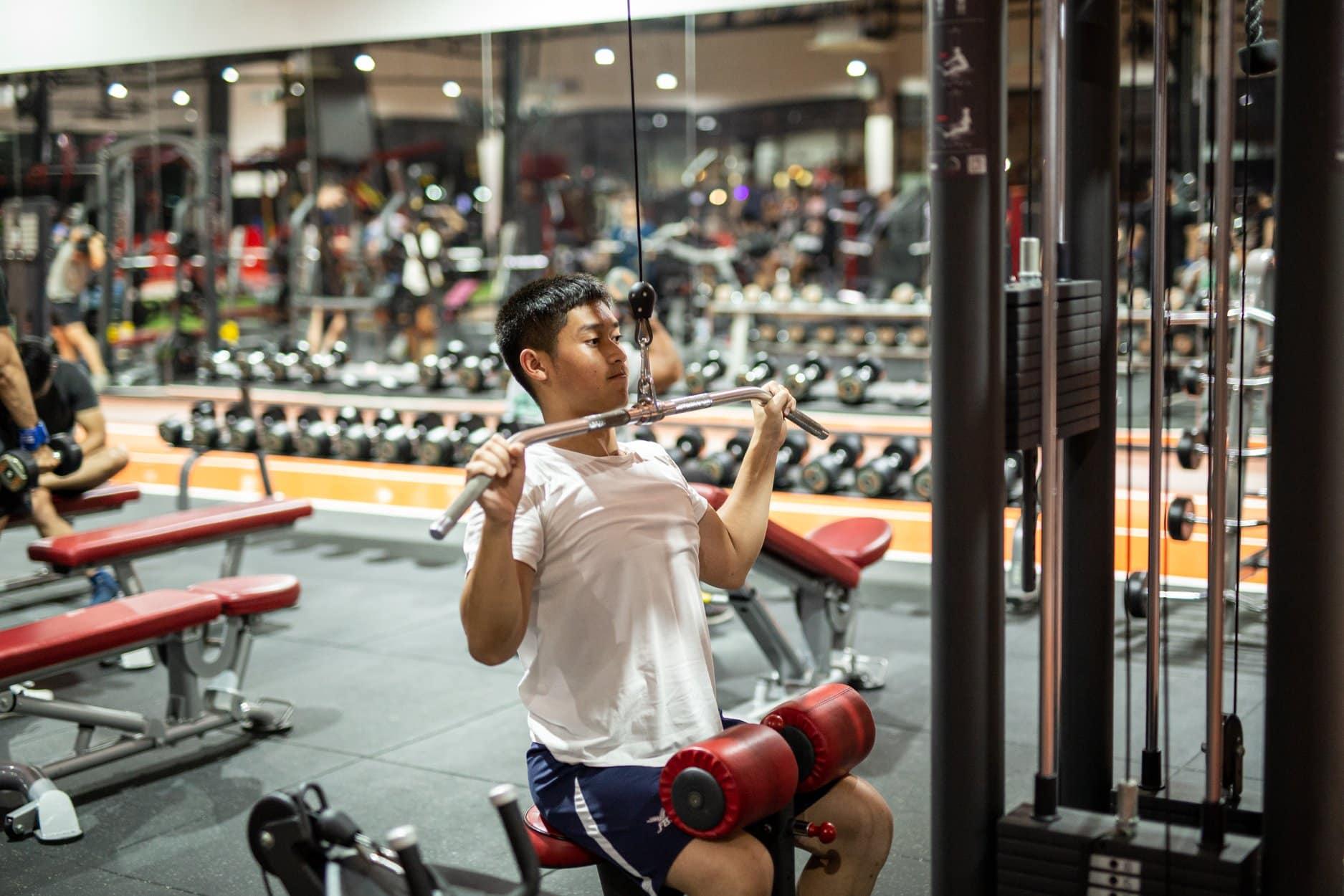 Speed Gym