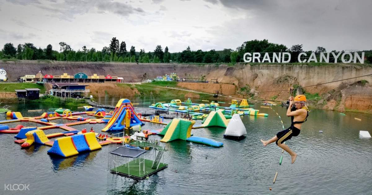 The Grand Canyon Water Park Chiang Ma