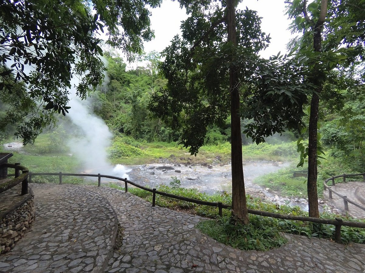 Pong Dueat Hot Spring-2